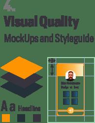 Process workflow Visual Quality
