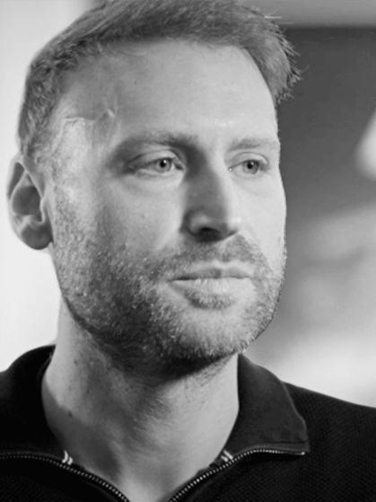Portrait of Marc Sodermanns