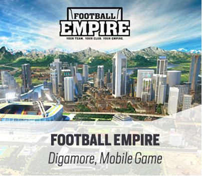 Project link to Football Empire work