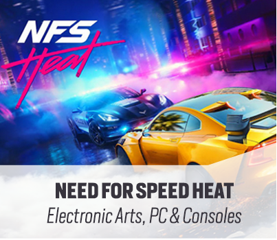 Project link to Need for Speed Heat work