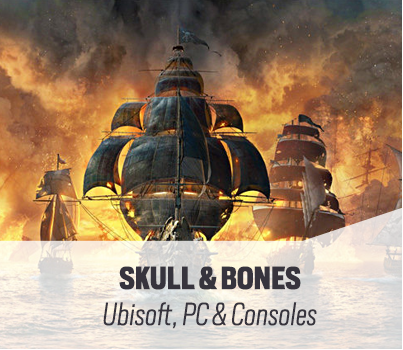 Project link to Skull and Bones work
