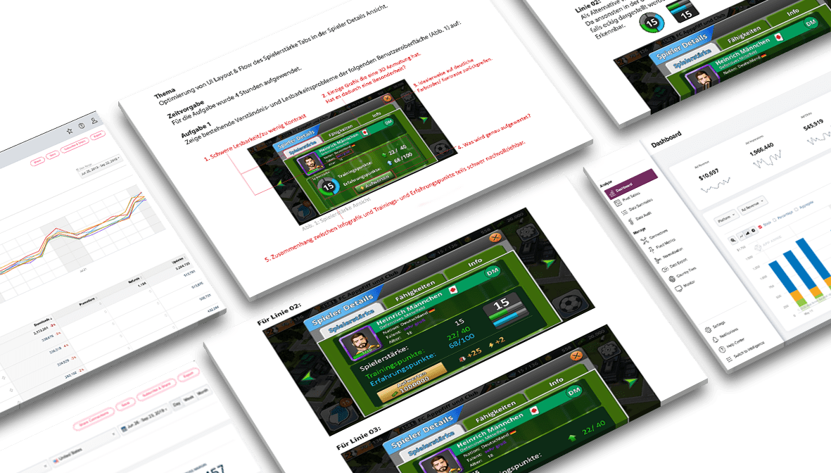 Football Empire User Experience Documentation