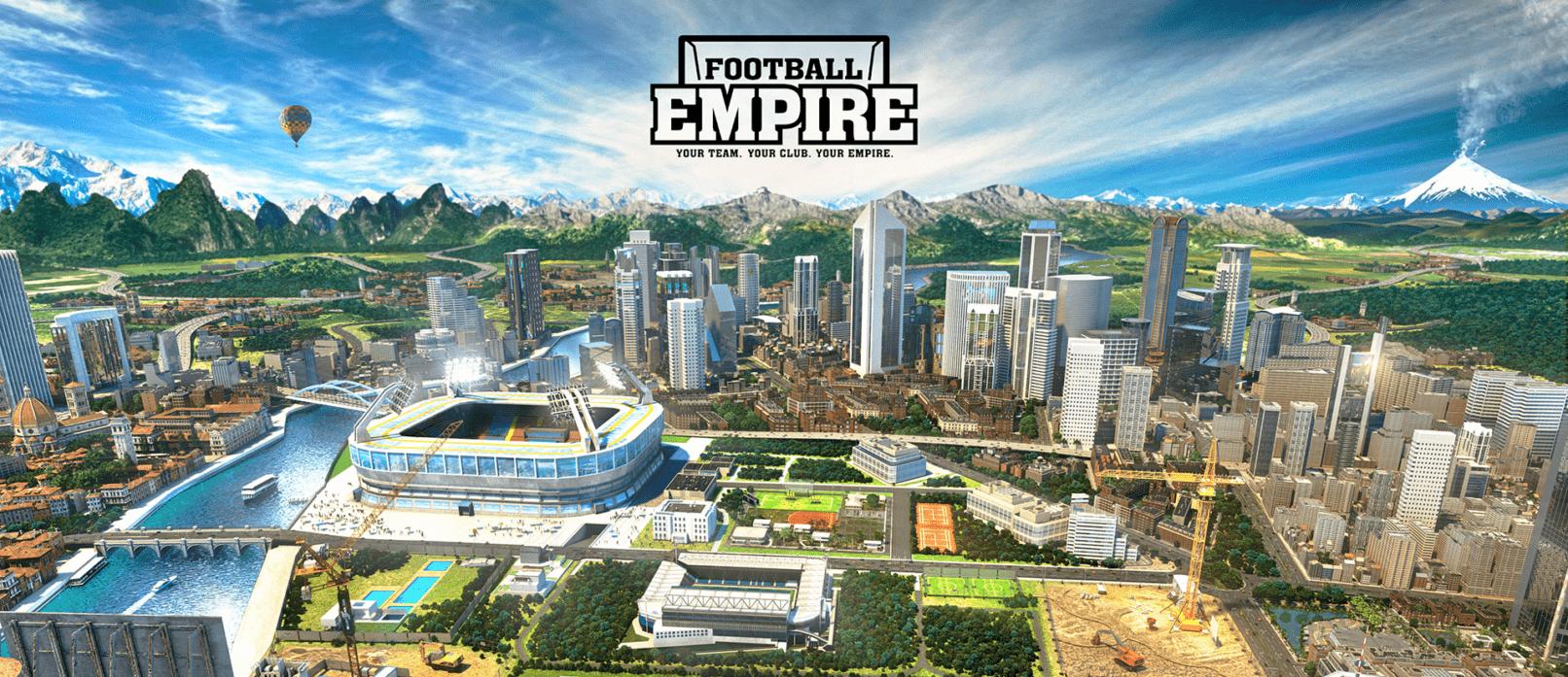 Football Empire mobile game Hero Shot