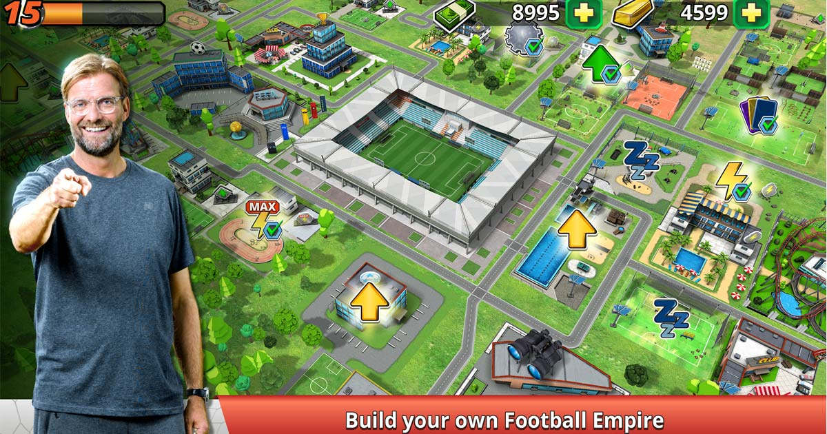 Football Empire In Game shot