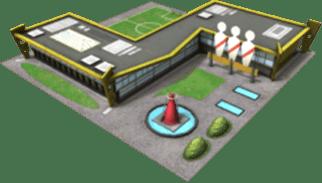 Football Empire Building asset